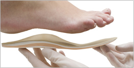 Custom Foot Orthotics in Downtown Toronto