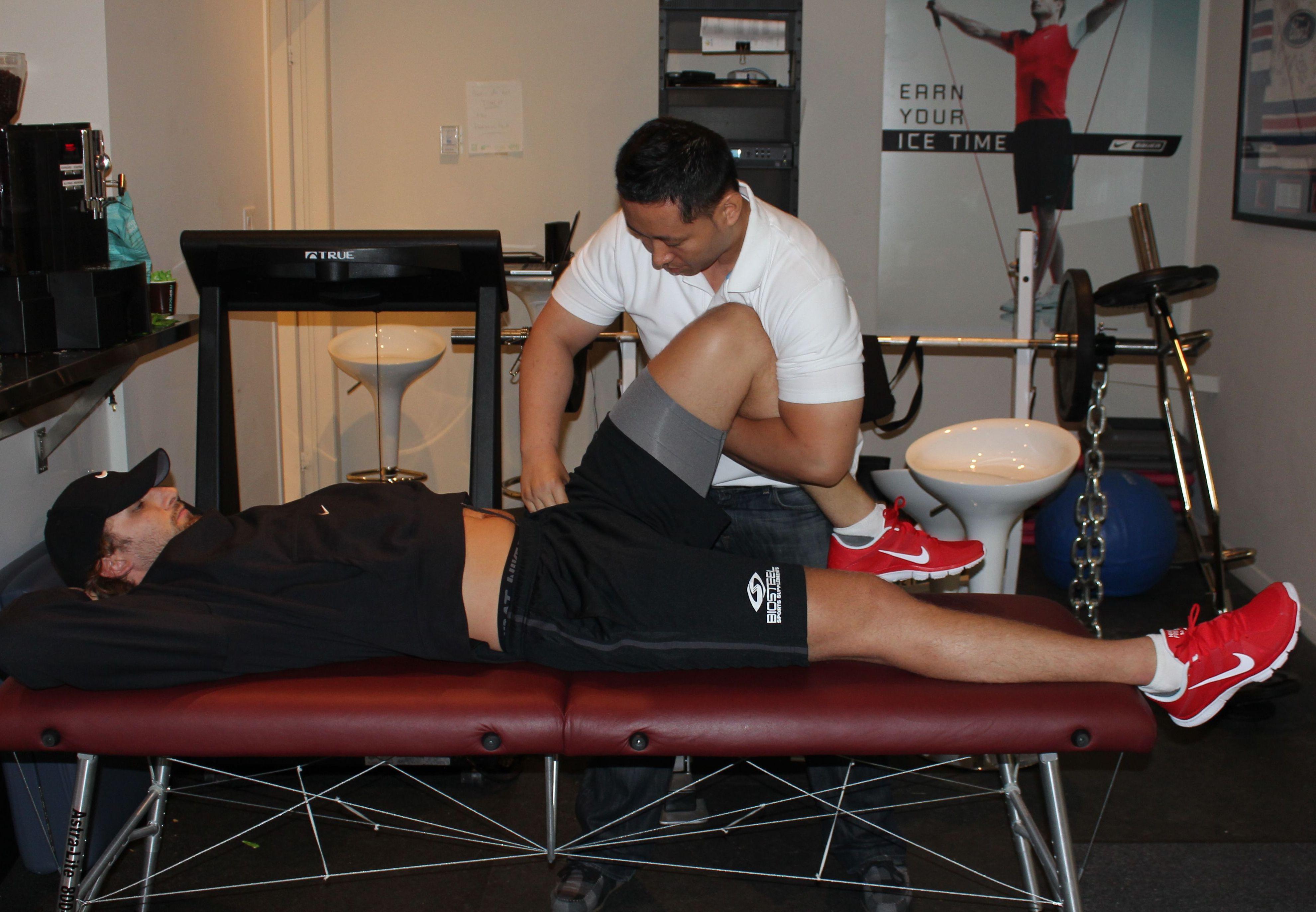 Toronto Chiropractor ART® Provider